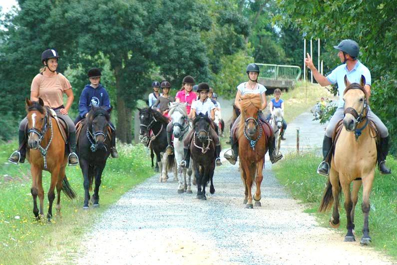 centre equestre pays loire